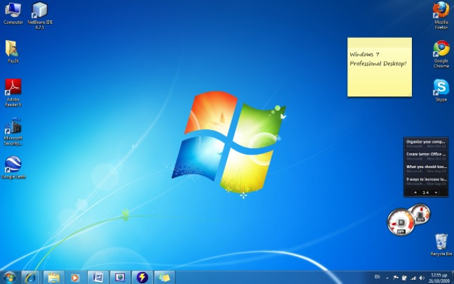 Windows 2007